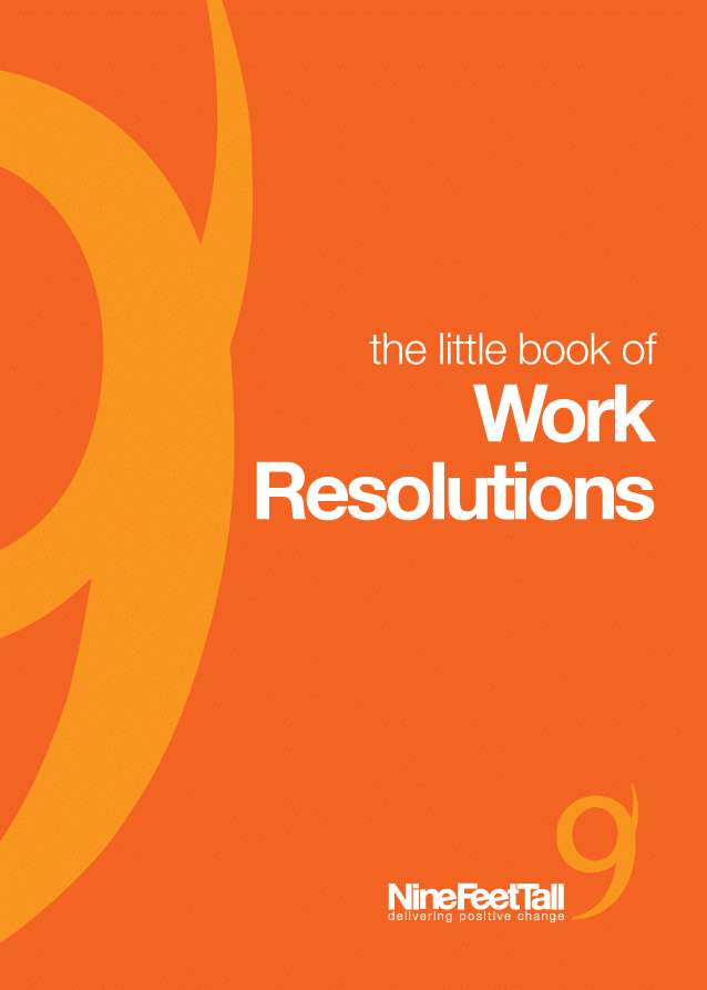 The Little Book of Work Resolutions
